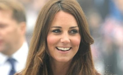 Kate Middleton: Baby is Kicking Already!