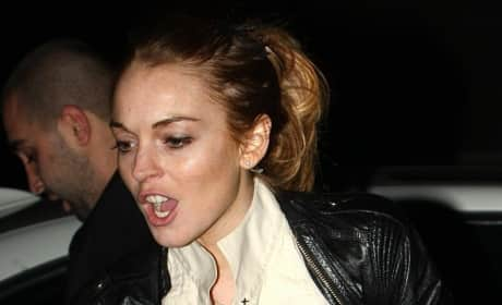 You Don't Mess with the Lohan