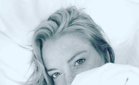 Lindsay Lohan, Alone