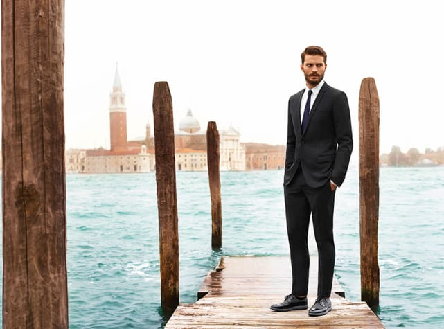Jamie Dornan For Hogan