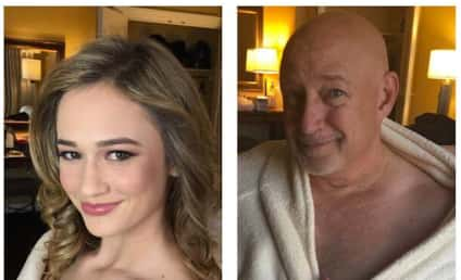 Father Recreates Daughter's Modeling Poses, Wins the Internet