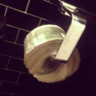 Toilet Paper Roll Pic