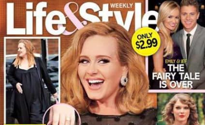 Adele and Simon Konecki: Engaged? Married?!