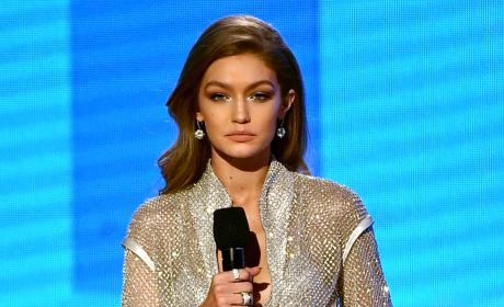 Gigi Hadid as Co-Host