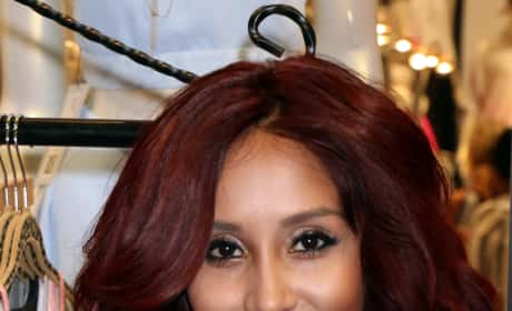 Snooki with Large Lips