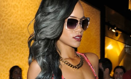 Rihanna Posts Instagram Dig at Chris Brown: Where the F--k Were You?!