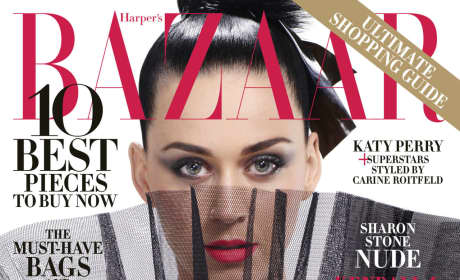 Katy Perry: Harper's Bazaar