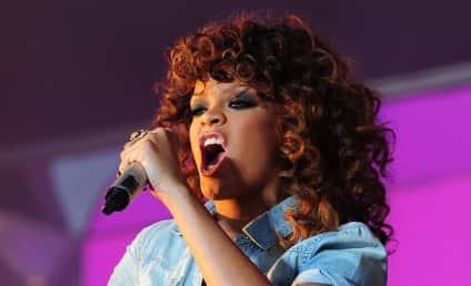 Rihanna Gets Loud After Home Leaks Hard