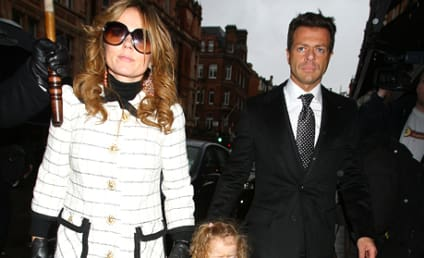 Geri Halliwell: Engaged to Fabrizio Politi!