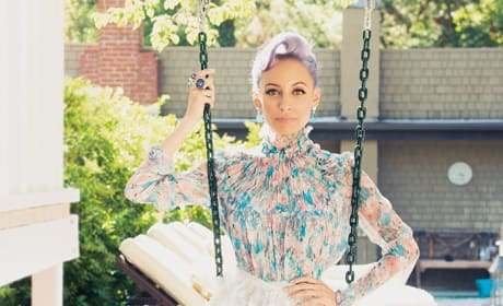 Nicole Richie Swing Photo