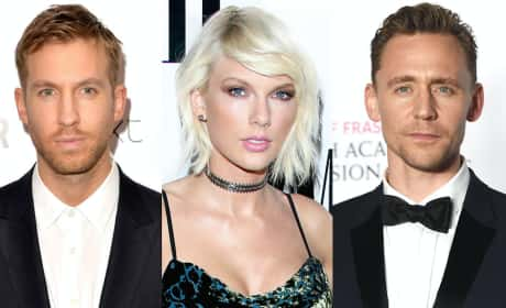 "Calvin Harris ""Ole"" Music Video Released, Taylor Swift Shade-Throwing Continues!"