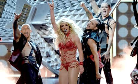 Britney Spears: 2016 Billboard Music Awards