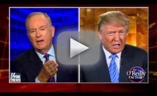 Bill O'Reilly to Donald Trump: Just Stop Tweeting!