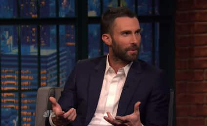Adam Levine Back Tattoo: You HAVE to See This!