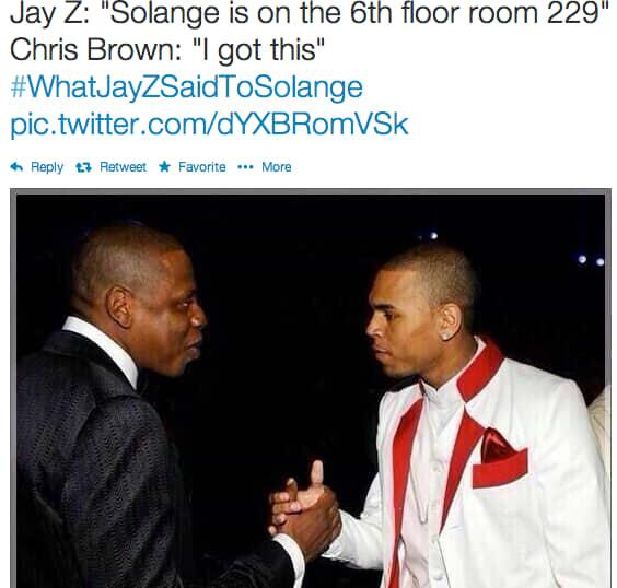 A Chris Brown Hook Up