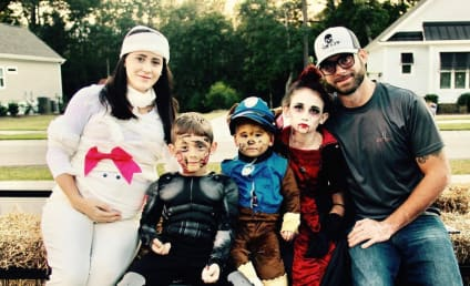 Jenelle Evans Discusses Building a Blended Family With David Eason