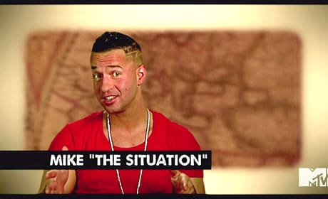 Mike the situation strip club