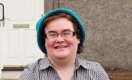 Michael Johns: Pucker Up, Susan Boyle!