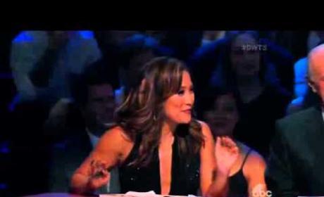 Charlotte McKinney & Keo Motsepe - Dancing With the Stars Season 20 Week 1