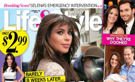 Kim Kardashian Pregnant Story