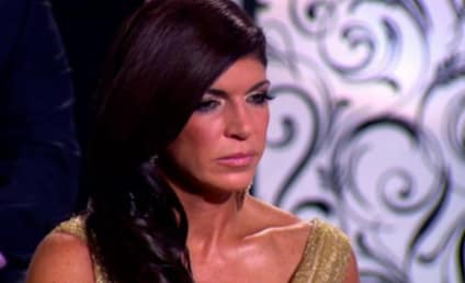 Teresa Giudice Complains About Prison, Seems to Not Understand That IT'S PRISON!