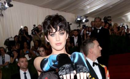 Katy Perry: Prepping Taylor Swift Revenge Song?