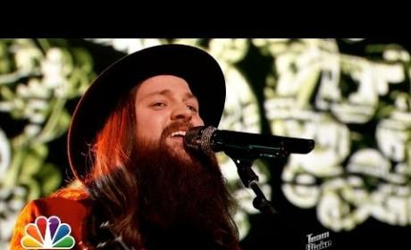 "Cole Vosbury: ""Rich Girl"" - The Voice"