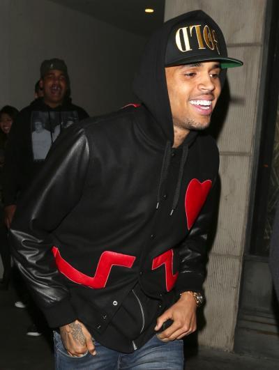 Chris Brown at Playhouse