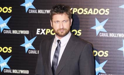 Jennifer Aniston Who? Gerard Butler, Laurie Cholewa Heat Up Paris