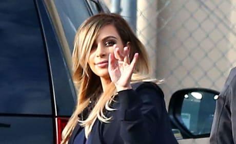 Greetings, Kim Kardashian!