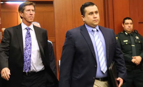 Zimmerman Waives Hearing
