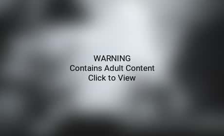 Gaga Topless Promo Pic