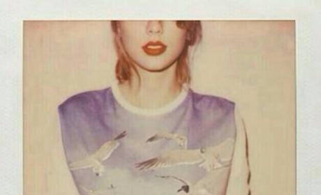 "Taylor Swift Album Cover (""1989"")"