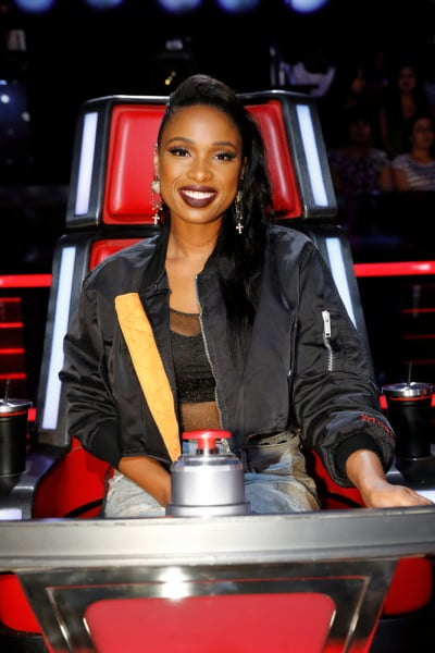 Jennifer Hudson on The Voice Season 13