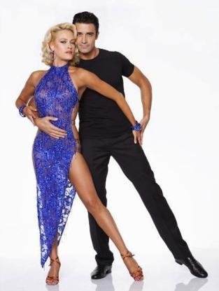 Gilles Marini and Peta Murgatroyd