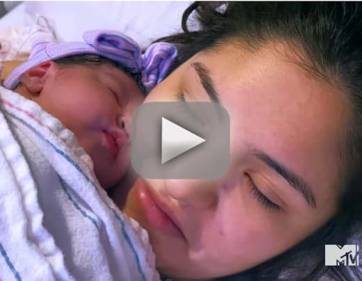 16 and pregnant trailer its back and different than ever