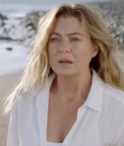 Meredith Meets Derek