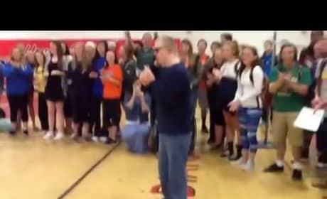 Down Syndrome Student Gets Asked to the Prom