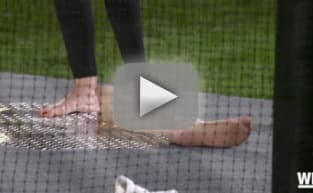 Marriage Boot Camp Sneak Peek - Aviva's Leg Thrown!