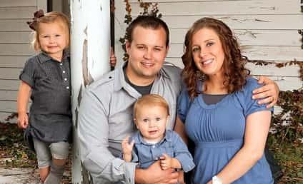 Josh and Anna Duggar to Welcome Third Child