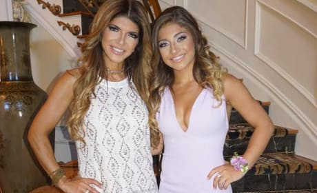 Teresa Giudice and Daughter Gia
