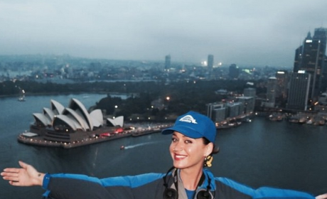 Katy Perry in Australia
