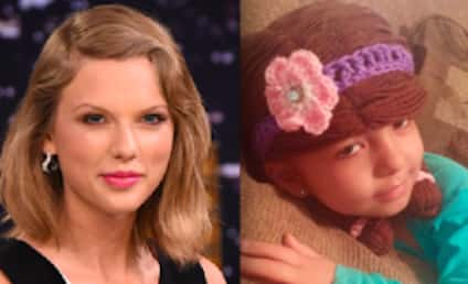 Taylor Swift Fulfills Dying Wish of 4-Year Old: Watch Now
