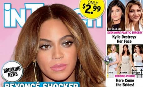 Beyonce Divorce Shocker