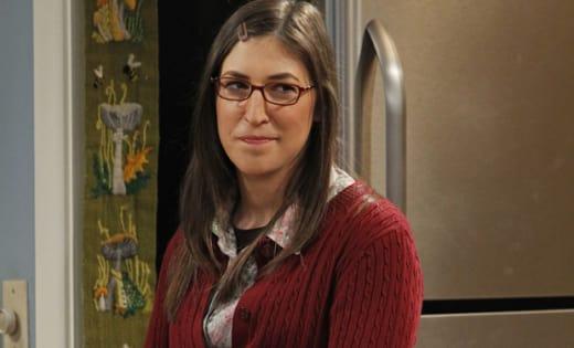 Mayim Bialik on The Big Bang Theory
