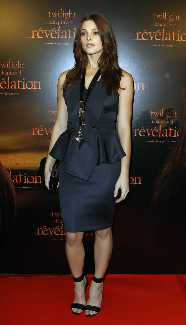 Ashley Greene on the Red Carpet