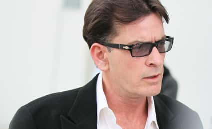 CBS Responds to Charlie Sheen, Suspends Shooting on Two and a Half Men