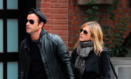"Sources: Angelina Jolie in ""Jealous Rage"" Over Jennifer Aniston; Brad Pitt Attacked!"