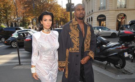 Kim Kardashian and Kanye West: Fashion Icons?