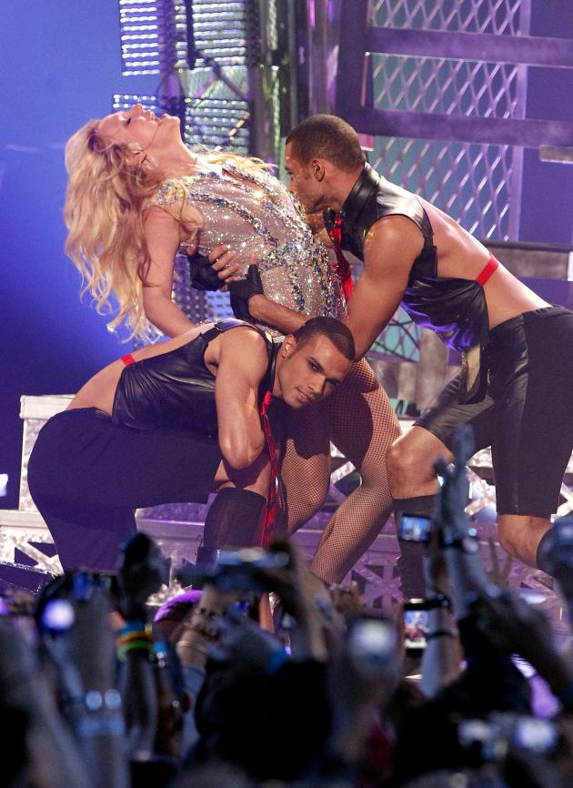 Britney Spears, Good Morning America Concert